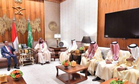 Indonesia-Arab Saudi Sepakat Gelar Pertemuan Setahun Sekali