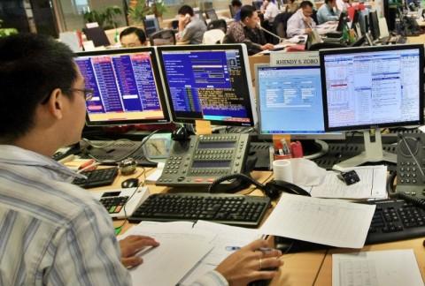 Bursa Asia Kompak di Jalur Hijau