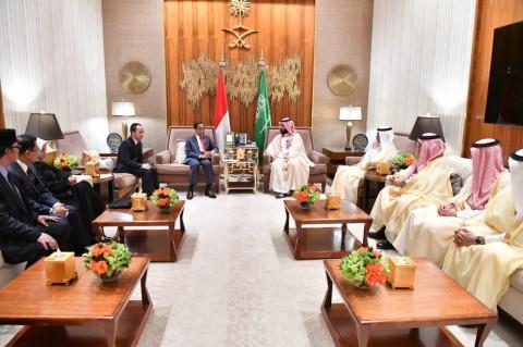 RI, Saudi Arabia Agree to Hold Annual Meeting