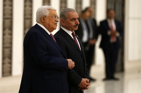 Otoritas Palestina Bentuk Pemerintahan Baru