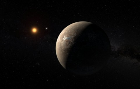 Eksoplanet Terdekat Punya Planet Tetangga