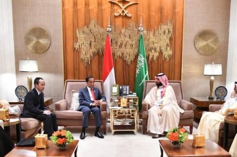Putra Mahkota Saudi Puji Stabilitas Politik dan Pertumbuhan Ekonomi Indonesia