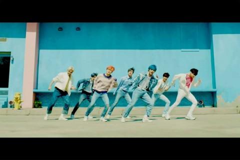 BTS Pecahkan Rekor Video Musik YouTube