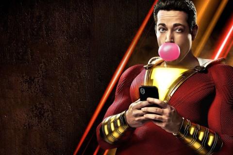 Raup Pendapatan Rp3,6 Triliun, Shazam! Masih Unggul di Box Office Dunia