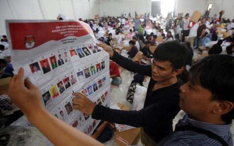 Surat Suara Tercecer Ditemukan di Riau
