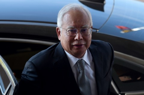 Najib Razak Jalani Persidangan Lanjut Skandal 1MDB