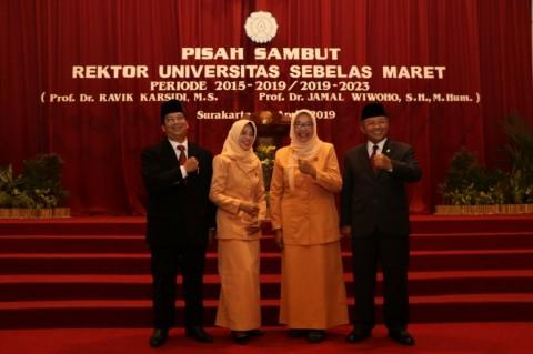 Ravik Karsidi Titip Pesan untuk Rektor Baru