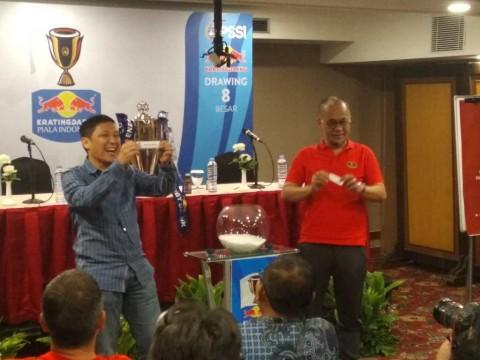 Hasil Undian Babak 8 Besar Piala Indonesia