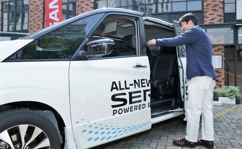 Sensor Kaki Semakin Mempermudah Akses Masuk Kendaraan