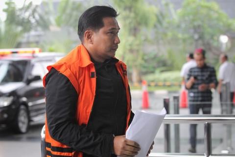 KPK Perpanjang Masa Penahanan Bowo Sidik