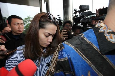 Siesa Darubinta Bungkam Usai Diperiksa Soal Kasus Bowo Sidik