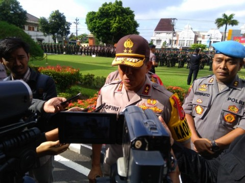 6,688 Police Officers to Secure Polling Stations in Yogyakarta