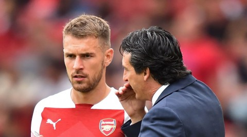 Emery Kagum dengan Sikap Ramsey