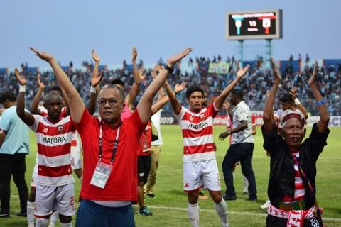 Pesan Manajer kepada Pelatih Madura United