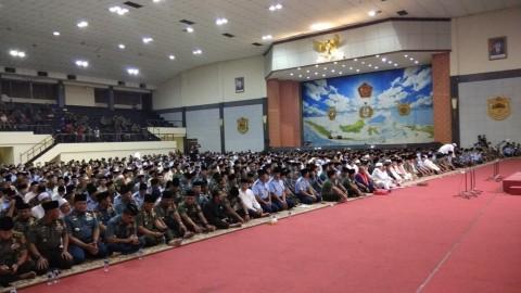 TNI Gelar Doa Bersama Jelang Pemilu Serentak