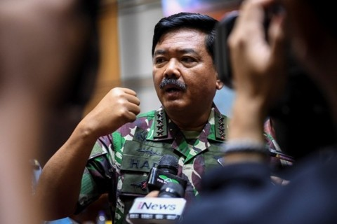 Panglima TNI Berharap Pemilu Indonesia Menginspirasi Dunia
