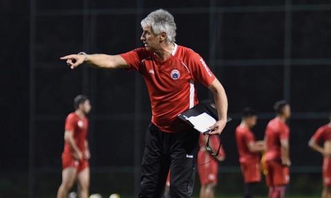 Jumpa Bali United di Piala Indonesia, Ini Kata Pelatih Persija