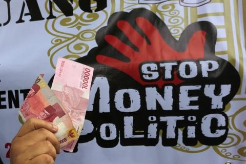 Satgas Antipolitik Uang Terima Ratusan Laporan