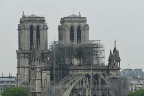 Uni Eropa Minta Negara Anggota Bantu Notre Dame