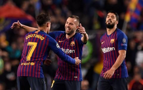 Fakta Menarik Usai Barcelona Lolos ke Semifinal