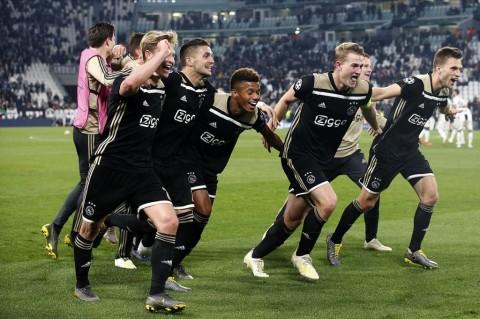 Deretan Fakta Menarik Usai Ajax Singkirkan Juventus