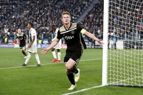 De Ligt: Ajax Tidak Takut Siapa pun