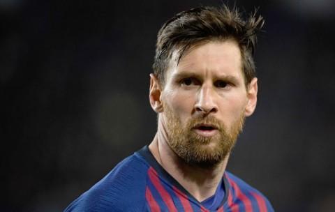 Messi: Barcelona Gugup Hadapi United