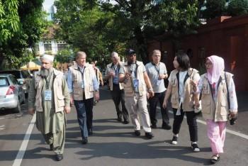 DPR Pamer Pemilu Serentak ke Parlemen Negara Sahabat