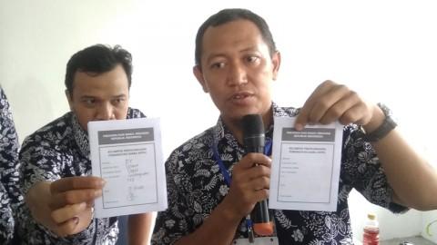 Jumlah Suara dan Pemilih di TPS Amien Rais Berbeda
