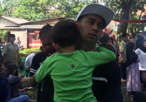 Raffi Ahmad Ajak Rafatar Keliling TPS Agar Nanti Tak Golput