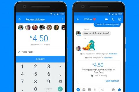 Facebook Hentikan Pembayaran Messenger di Inggris dan Prancis