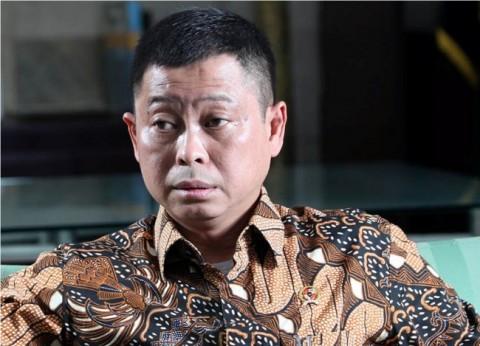 Dua Harapan Jonan Jika Jokowi Terpilih Lagi