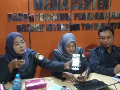 10 Surat Suara di Bantul Tercoblos Prabowo-Sandi