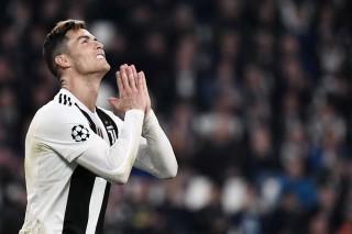 Cristiano Ronaldo: Bu, Saya Gagal Membuat Keajaiban