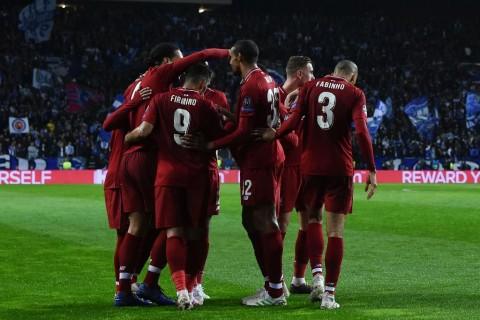 Singkirkan Porto, Liverpool Hadapi Barcelona di Semifinal