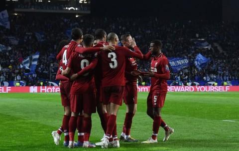 Hasil Lengkap Liga Champions Semalam