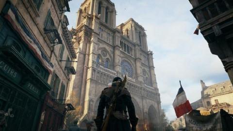 Demi Notre Dame, Ubisoft Gratiskan Assassin's Creed Unity