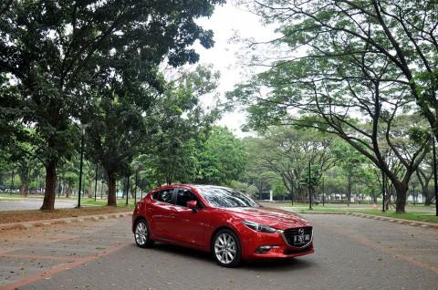 Mazda3 Indonesia Tak Terdampak <i>Recall Wiper Relay</i>
