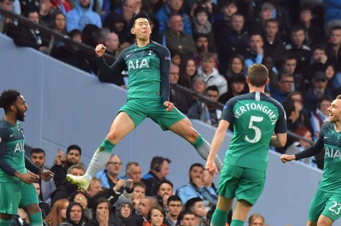 Kalah 3-4, Tottenham tetap Melaju ke Semifinal