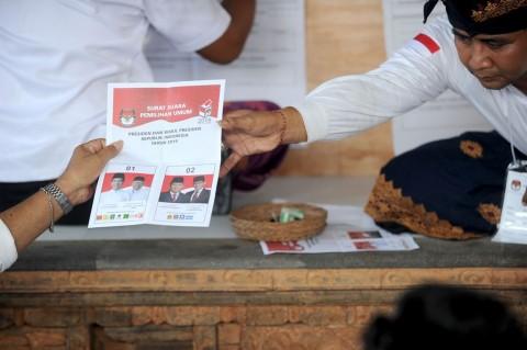 AS Puji Pelaksanaan Pemilu Indonesia