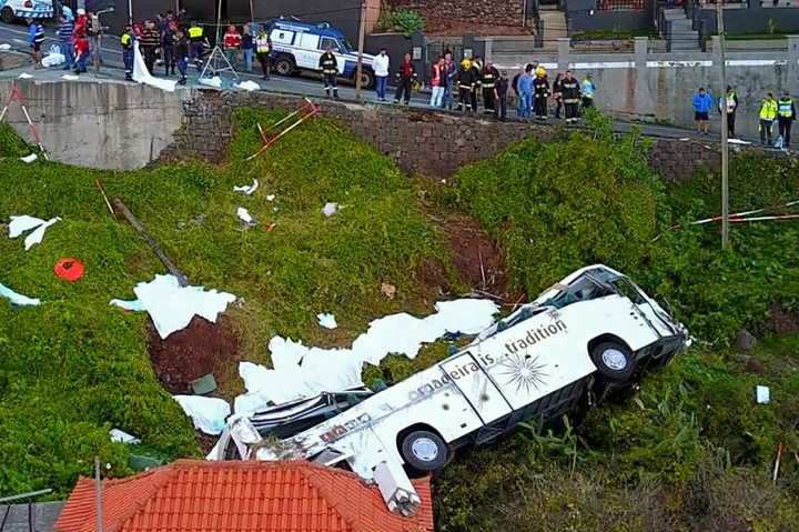 29 Orang Tewas akibat Kecelakaan Bus di Portugal