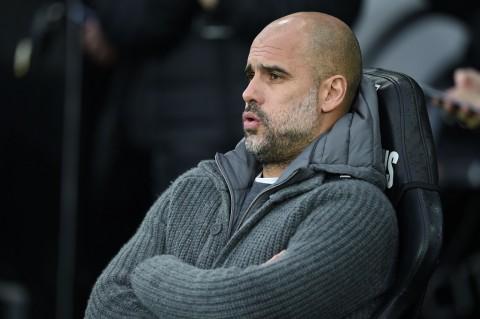 City Kandas, Guardiola Sesalkan Keputusan VAR