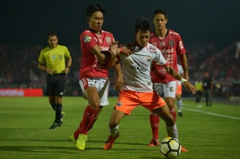 Bali United Sudah Rilis Jadwal Pertandingan Kontra Persija