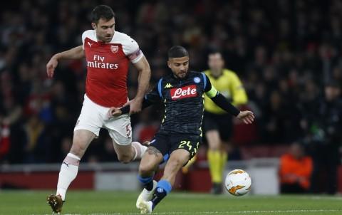 Prediksi Napoli vs Arsenal: Ujian Berat Partenopei