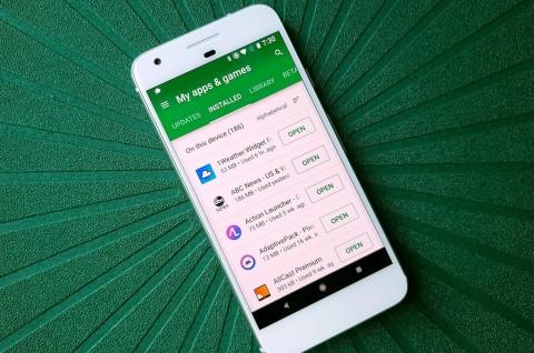 Kini Anda Bisa Batasi Total Belanja di Google Play Store