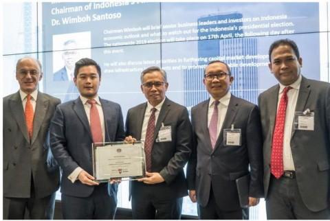 Investor Inggris Positif Lihat Iklim Investasi di Indonesia