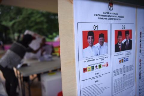 85% Suara WNI di Prancis untuk Jokowi-Ma'ruf
