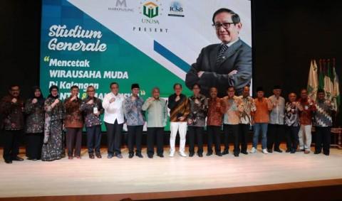 Muslimpreneur Dinilai Cocok Bagi Wirausaha Milenial
