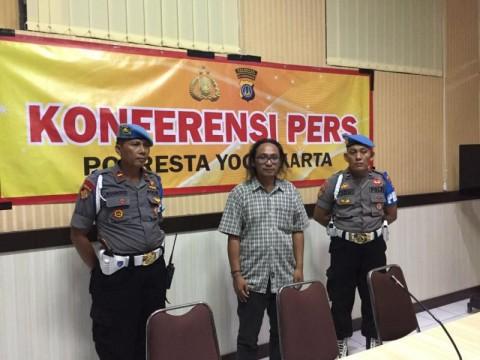 Berkeinginan Bakar Jakarta, Seorang Pengojek Berurusan dengan Polisi