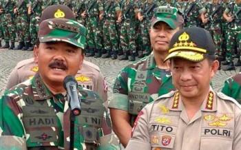 Ketua DPR Apresiasi Kinerja TNI/Polri Amankan Pemilu